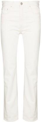 Totême Studio straight-leg jeans