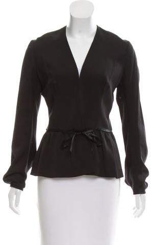 4875186eb7b Long Silk Jackets - ShopStyle