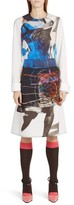 Marni Women's Sally Smart Print A-Line Dress