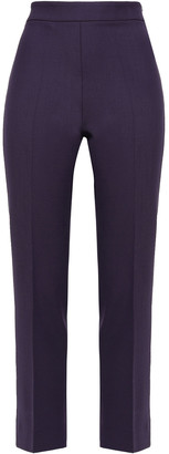 Piazza Sempione Twill Straight-leg Pants
