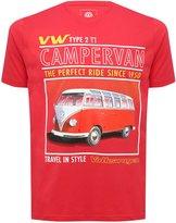 M&Co Volkswagen campervan print t-shirt