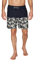 Barney Cools Print Tide Shorts