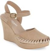 Cordani 'Westbury' Platform Wedge Sandal (Women)