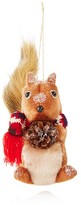 Bloomingdale's Squirrel Ornament