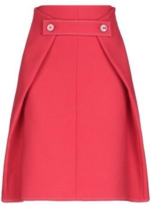 MM6 MAISON MARGIELA Knee length skirt