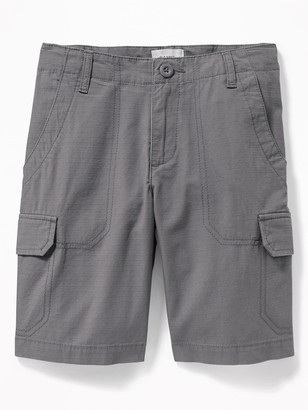 Old Navy Straight Ripstop Cargo Shorts for Boys