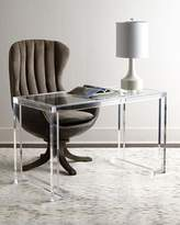 Interlude Dana Acrylic Writing Desk