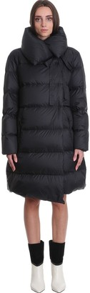 Bacon Puffa 90 Puffer In Black Polyester