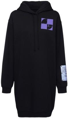 McQ Genesis Ii Sweatshirt Hoodie Dress