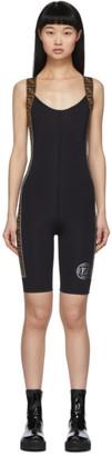 Fendi Black Forever Jumpsuit