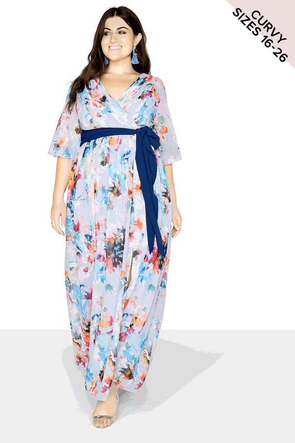 018b1d8a7ef9 Little Mistress Print Maxi Dresses - ShopStyle Australia