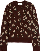 3.1 Phillip Lim Printed knitted sweater