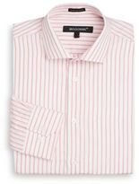Bogosse Slim-Fit Striped Dress Shirt