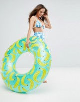 Sunnylife Inflatable Cool Bananas Ring
