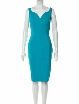 Chiara Boni Kara Knee-Length Dress w/ Tags