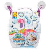 Alex Rub A Dub Pet Fashion 45-pc. Toy Playset