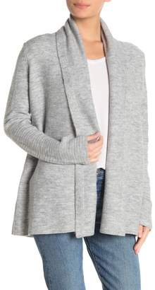 Lucky Brand Open Front Knit Cardigan