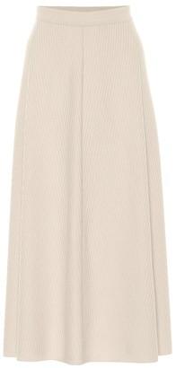 Loro Piana Newbury cashmere skirt