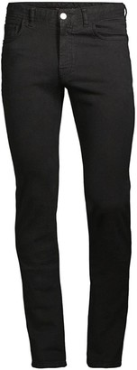 Brioni Slim-Fit Straight Jeans
