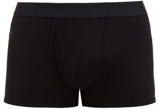 Comme des Garçons Shirt Cotton Boxer Briefs - Black