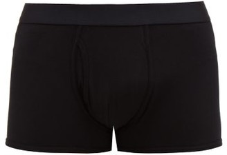 Comme des Garcons Cotton Boxer Briefs - Mens - Black
