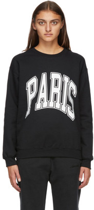 Noon Goons Black Paris Sweatshirt