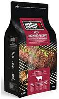 Weber Barbecue Wood Smoking Chips Beef 700 g – Black, 30.5 x 27.2 x 15.2 cm 17663