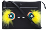Fendi Monster Fur Eye Pouch