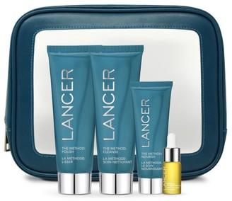 Lancer Normal & Combination Skin 4-Piece Set