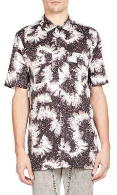 Givenchy Rock Urchin Button-Down