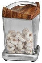 Nambe 6.5' Twist Canister