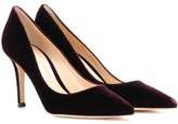 Gianvito Rossi Gianvito 85 Velvet Pumps