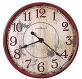 Howard Miller 625-598 Back 40 Wall Clock