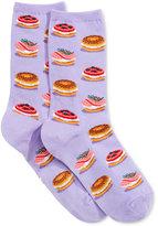 Hot Sox Women's Bagel Socks
