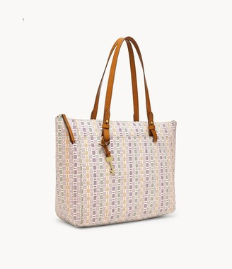 Fossil Rachel Tote (With Zipper)