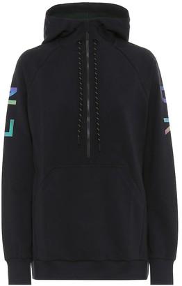 LNDR Saturn technical-jersey hoodie