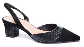 Chinese Laundry Women's Cabella Sling Back Pump Sandal Women's Shoes