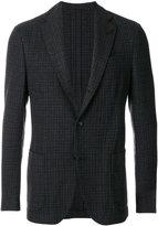 Lardini checkered blazer