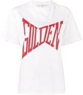 Golden Goose Deluxe Brand 'golden' print t-shirt - women - Cotton - L