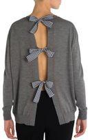 Miu Miu Wool Long Sleeve Sweater