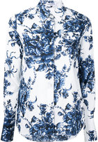 Sonia Rykiel printed shirt - women - Cotton - 36