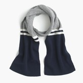 J.Crew Kids' striped cashmere scarf