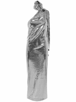 ATTICO Milva Long Dress