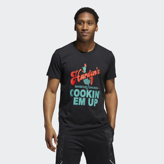 adidas Harden Swagger Art Graphic Tee