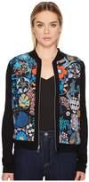 Paul Smith Floral Print Cardigan Women's Sweater