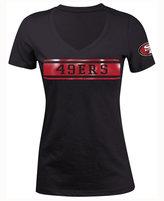 5th & Ocean Women's San Francisco 49ers Touchback LE T-Shirt