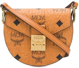 MCM monogram print crossbody bag
