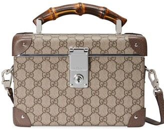 Gucci Globe-Trotter GG beauty case