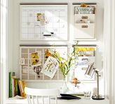 Pottery Barn Magnetic Whiteboard Calendar