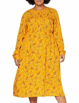 TOM TAILOR MY TRUE ME Women's Midi Dress